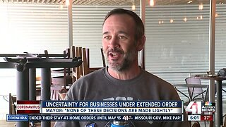 Small businesses hope to survive another month of stay-at-home order