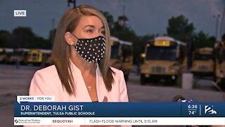 Tulsa Public Schools begins classes today