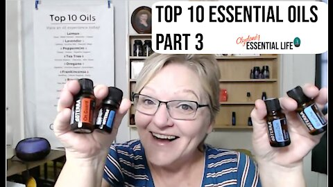 Top 10 doTERRA essential oils - Part 3 - doTERRA Proprietary Blends