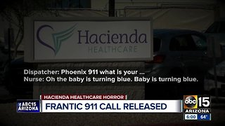 Frantic 911 call released after quadriplegic delivers baby