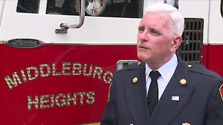 Middleburg Heights assistant fire chief retires after 35 years of public service
