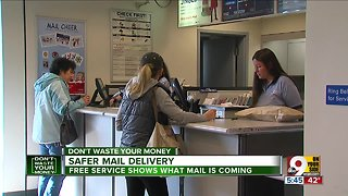 Safer mail delivery