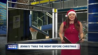 Jenna's Twas the Night Before Christmas