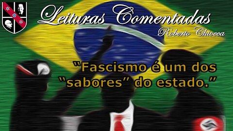 #34 Leituras Comentadas - O que é realmente fascismo