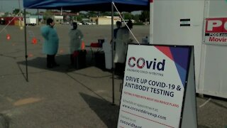 New drive-up COVID-19 testing available in Denver metro area