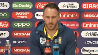 Proteas have had 'bad luck' from ball one at the Cricket World Cup (X4Z)