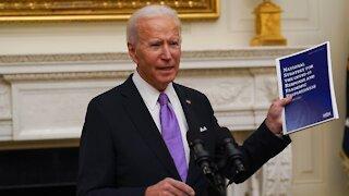 President Biden's COVID-19 Plan Includes Reopening Schools