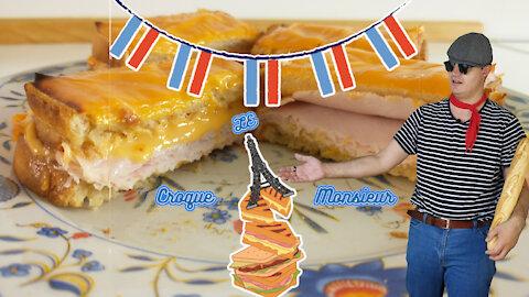 Budget Croque Monsieur And Secret Dessert (feat. Funky Lil' Fourchette)