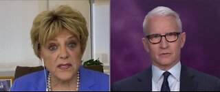 Las Vegas Mayor Carolyn Goodman's interview with Anderson Cooper goes viral
