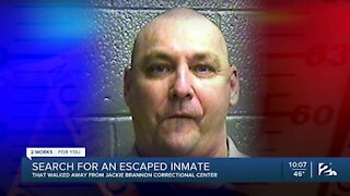 ODOC: Inmate walks away from McAlester facility