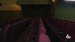 burley theatre temporarily closes