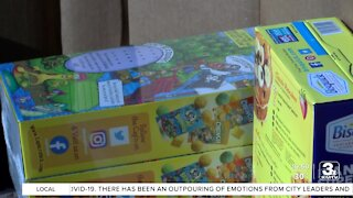 Food Bank for the Heartland fighting a jump in food insecurity