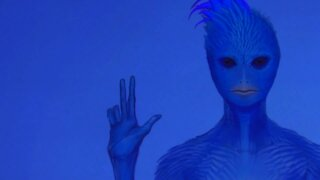 Psychic Focus on Blue Avians