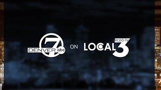 Denver7 News on Local3 8 PM | Monday, February 8