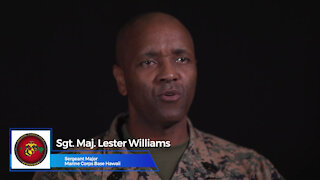 African American/Black History Month: Sgt. Maj. Lester Williams