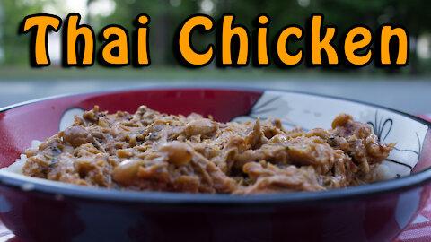 Dutch Oven Thai Style Chicken