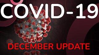 COVID UPDATE - December 2020 | BenBC News