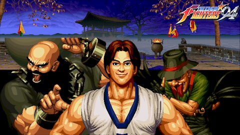 Gaming with CTP: King of Fighters '94 Part 5 of 8: Korea/Kim Kaphwan Team Playthrough!