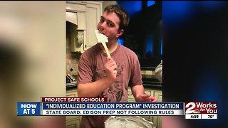 """""""Individualized Education Program"""" Investigation"""