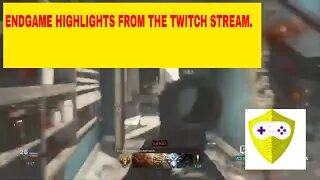 end game highlights from the twitch stream