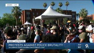 Thousands gather at Tucson Black Lives Matter celebration