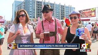 Oktoberfest Zinzinnati expects record attendance
