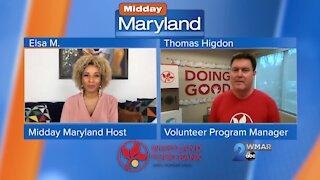 Maryland Food Bank - Volunteer Program