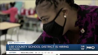 Help Wanted: Lee County School District hiring hundreds of teachers
