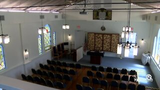 Temple Beth Israel building to be considered as a historic property