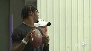 Lamar Jackson, Ravens begin training camp 2020