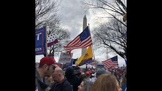 Washington DC March for America