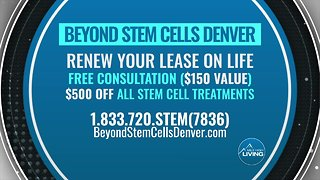Beyond Stem Cells: Live Life to the Fullest!!