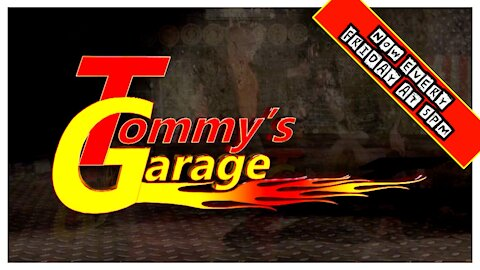 NOW ON FRIDAYS! Pop a Beer It's Tommy's Garage - 07/23/2021