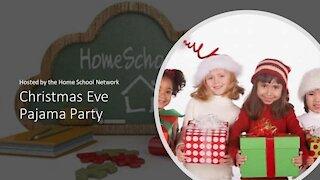 HSN Christmas Eve Pajama Party