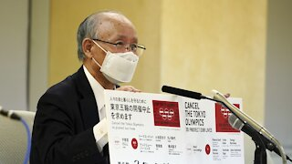 Group Submits Petition Urging Organizers To Cancel Tokyo Olympics