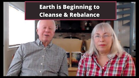 EARTH IS BEGINNING TO CLEANSE & REBALANCE