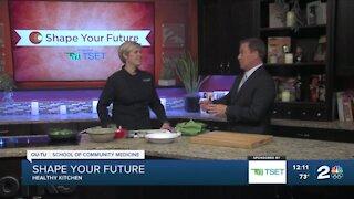 Shape Your Future: Smoky sauteed greens