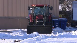 Green Bay's Public Works director speaks after first snow fall of season