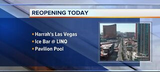More casinos reopening today