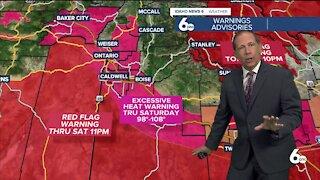 Scott Dorval's Idaho News 6 Forecast - Friday 7/2/21
