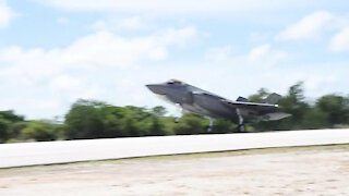 CN21 Agile Combat Employment with F-35As