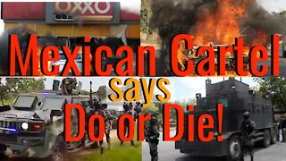 The Mexican Cartel Growing More Powerful with Biden's Support!