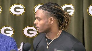 Green Bay Packers wide receiver Davante Adams discusses new role