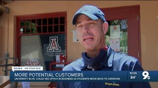 Restaurants ready to welcome students moving to UArizona