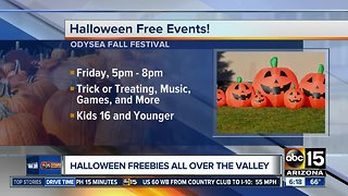 Free Halloween events happening throughout the Valley