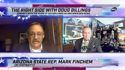 The Right Side with Doug Billings - August 12, 2021