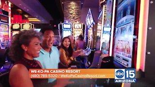 Stay, Play and Vacay at the New We-Ko-Pa Casino Resort