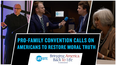 Pro-family convention calls on Americans to fight LGBT agenda, restore moral truth