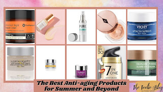 The Teelie Blog | The Best Anti-aging Products for Summer and Beyond | Teelie Turner