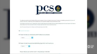 Pinellas County Schools asking students, families and teachers to fill out 'Return to School' survey